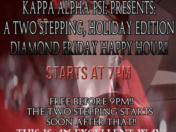 Kappa Holiday Party