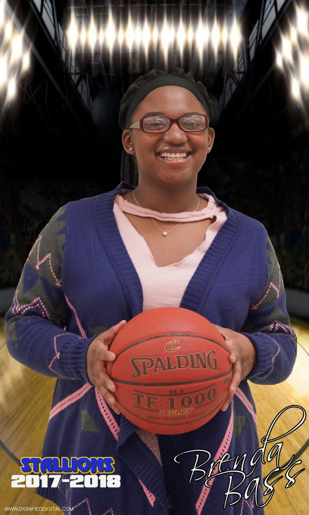 Senior Basketball Banner