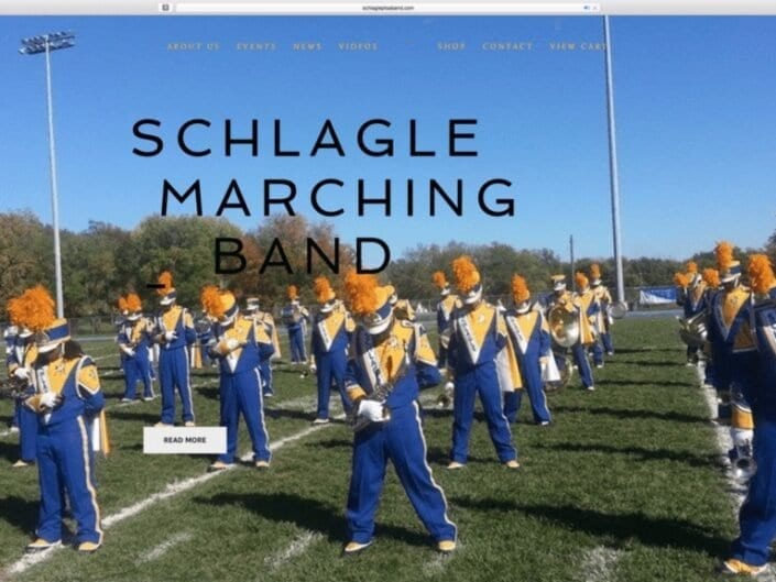 Schlagle High School Band